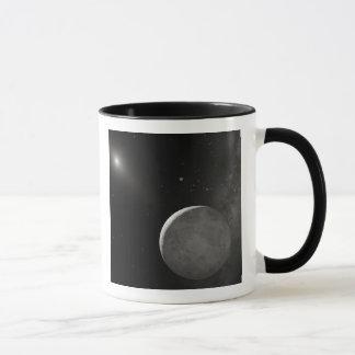 Artist's concept of Kuiper Belt object Mug