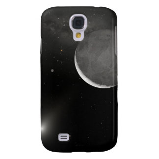 Artist's concept of Kuiper Belt object Samsung Galaxy S4 Cover