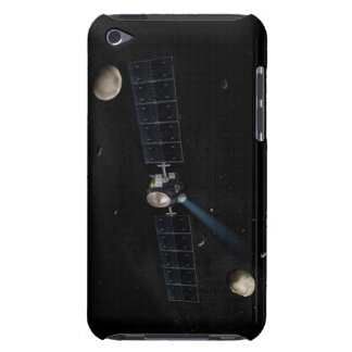 Artist's concept of the Dawn spacecraft in orbi iPod Touch Case