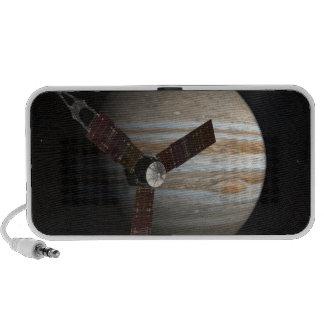 Artist's concept of the Juno spacecraft Mini Speaker