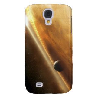 Artist's concept of the star Fomalhaut Galaxy S4 Case