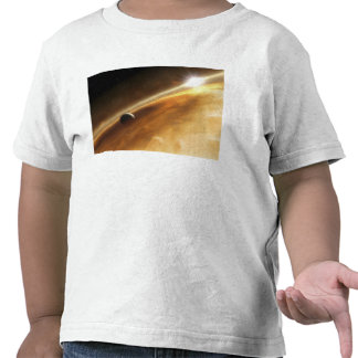 Artist's concept of the star Fomalhaut Shirts