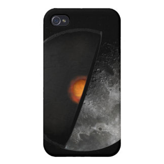 Artist's concept showing a possible inner core iPhone 4 cover