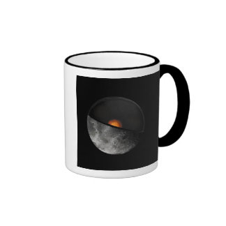 Artist's concept showing a possible inner core ringer mug
