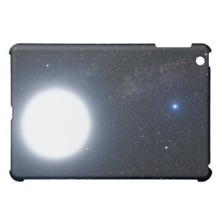 Artist's concept showing the binary star system cover for the iPad mini