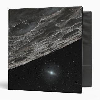 Artist's Conception of a Kuiper Belt Object Binder