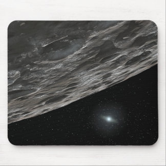 Artist's Conception of a Kuiper Belt Object Mouse Pad