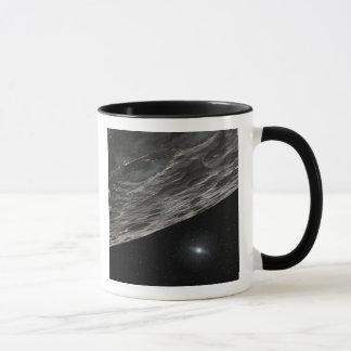 Artist's Conception of a Kuiper Belt Object Mug