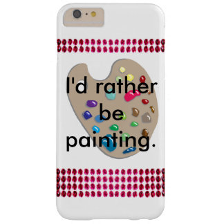 Artists Crafters Palette Painting Art CricketDiane Barely There iPhone 6 Plus Case