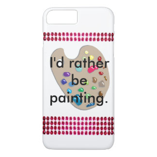 Artists Crafters Palette Painting Art CricketDiane iPhone 7 Plus Case
