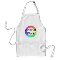 Artists Crafters Workshop Studio Artist Makers Adult Apron
