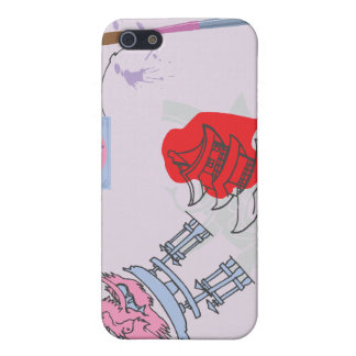 artists drawing board cover for iPhone 5