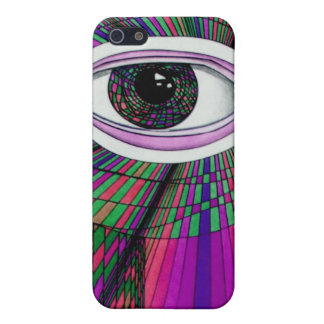 Artist's Eye Designer Art Products by CricketDiane iPhone SE/5/5s Cover