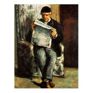 Artist's Father Postcard