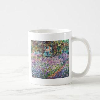 Artist's Garden Giverny Coffee Mug