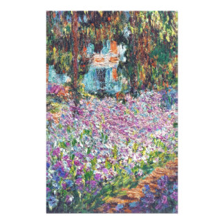 Artist's Garden Giverny Stationery