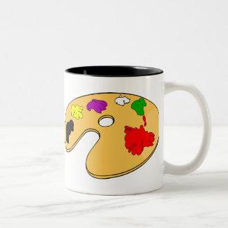 Artists mug