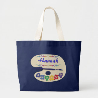 Artist's Palette Tote Bags