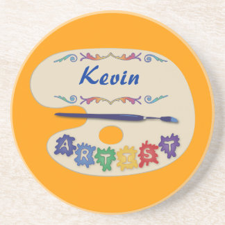 Artists Palette Coaster
