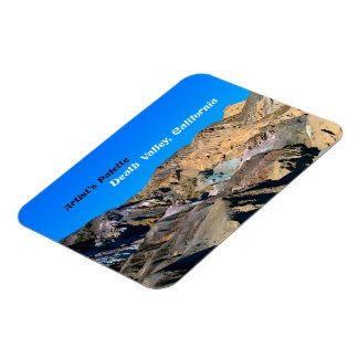 Artist's Palette ~ Death Valley, California Magnet