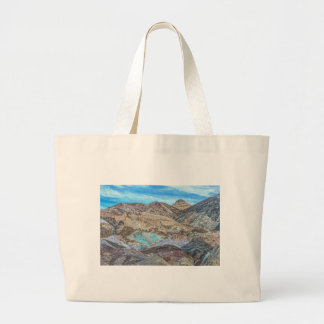 (Artist's Palette) Death Valley National Park Jumbo Tote Bag