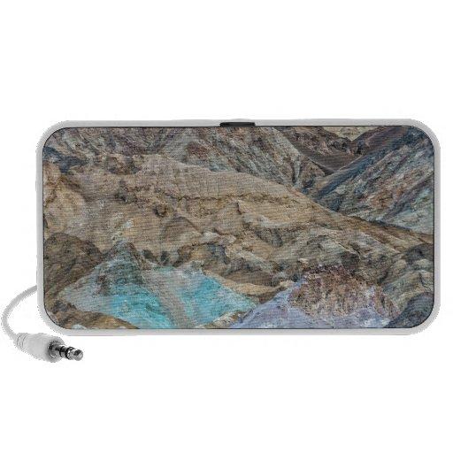 (Artist's Palette) Death Valley National Park Travel Speaker