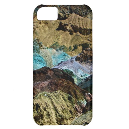 ARTIST'S PALETTE IN DEATH VALLEY, CALIFORNIA CASE FOR iPhone 5C