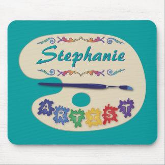 Artists Palette Mousepad