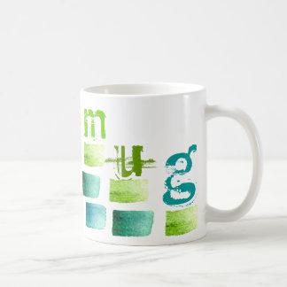 Artists Palette Mug