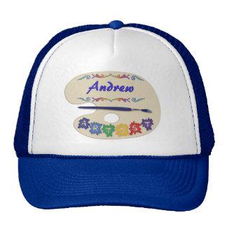 Artist's Pallet Hat