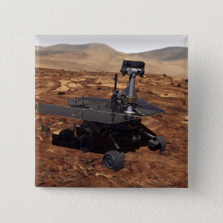 Artists rendition of Mars Rover 2 Button