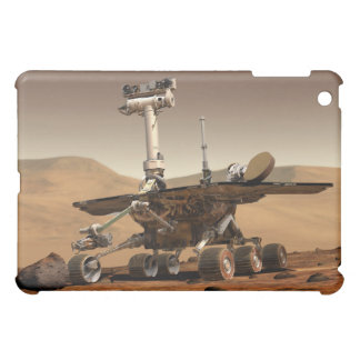 Artist's Rendition of Mars Rover Cover For The iPad Mini