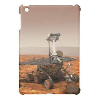 Artists rendition of Mars Rover iPad Mini Cover