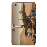 Artist's Rendition of Mars Rover iPod Touch Case