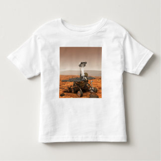 Artists rendition of Mars Rover Toddler T-shirt
