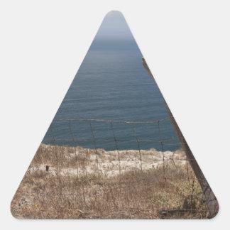 Artist's Retreat Triangle Sticker