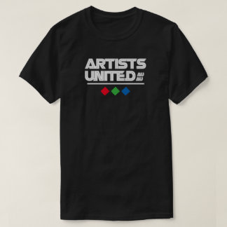 Artists United A.U. Primary Edition T-Shirt