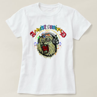 Artists United Cool Cat Edition T-Shirt