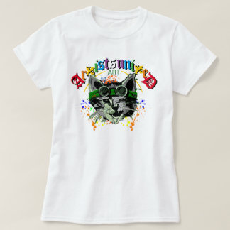 Artists United Cool Cats Edition T-Shirt