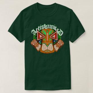 Artists United Cool Triple Tiki T-Shirt