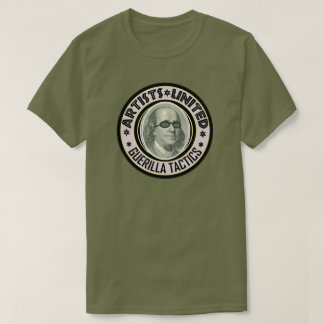 Artists United Guerilla Tactics T-Shirt