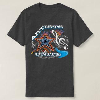 Artists United Music T-Shirt