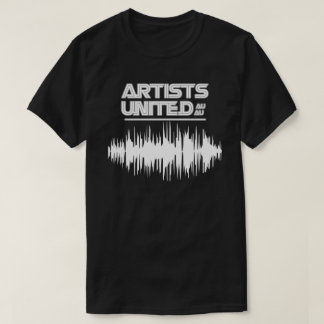 Artists United Music Wave T-Shirt