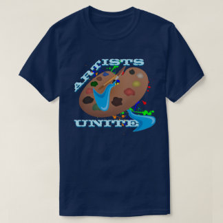 Artists United Painting T-Shirt