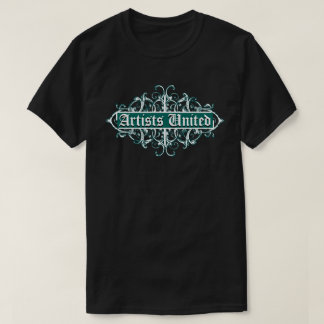 Artists United Scroll T-Shirt