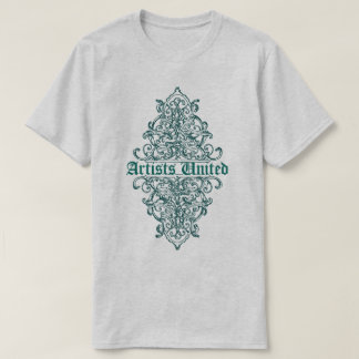 Artists United Scrollwork T-Shirt