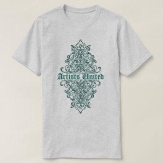Artists United Scrollwork Tshirt