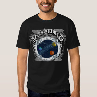 Artists United Space Explorer Edition Tee Shirt