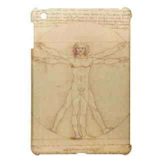 Artists Vitruvian Man  Case For The iPad Mini