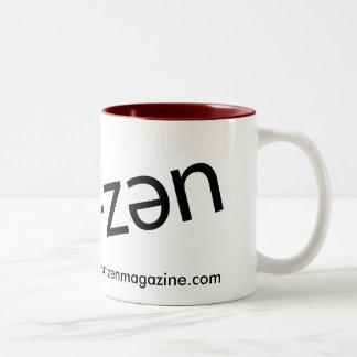 Artizen Two-Tone Graphic Mug